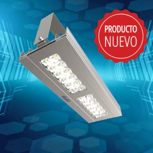 Lanzamiento Luminaria Industrial LED Ecoglix Powered by CREE