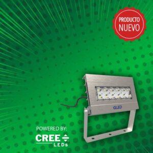 Lanzamiento Reflector LED Ecoglix Powered by CREE